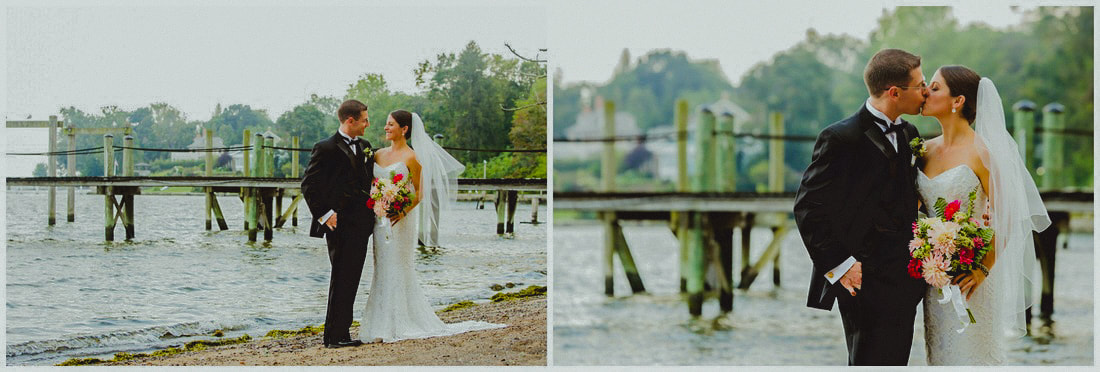 hudson river wedding photography