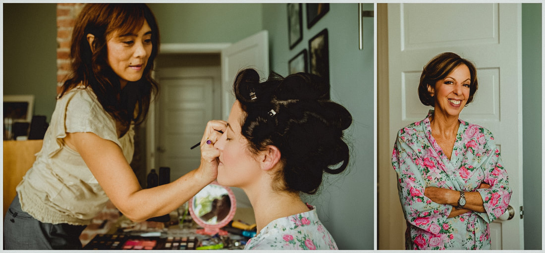 new york bride, makeup, photography